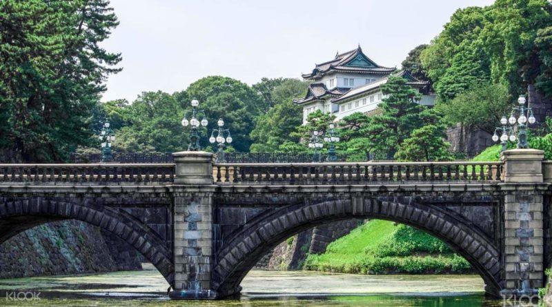 Tokyo Walking Tour: Meiji Shrine, Imperial Palace, Nihonbashi