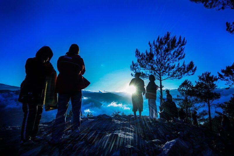 Sagada, tourist spots, Kiltepan Peak