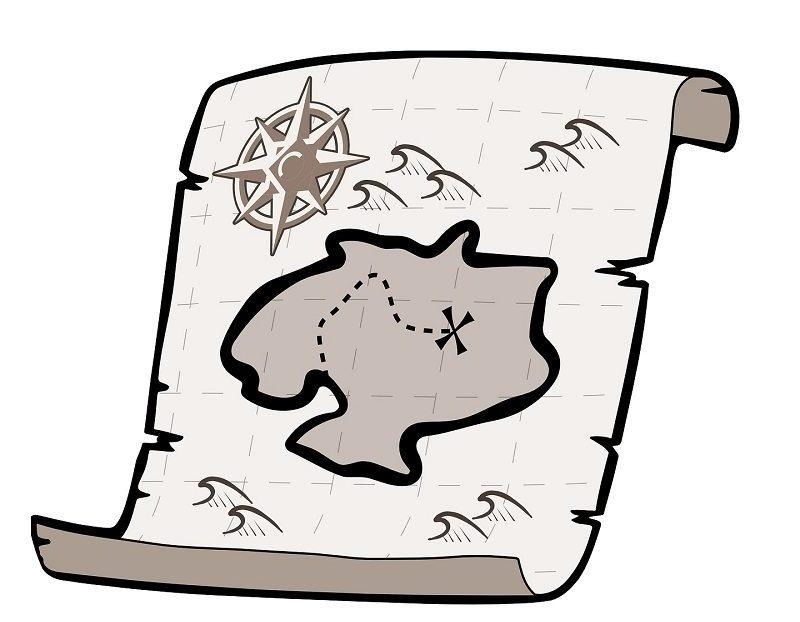 Treasure Map Hunt