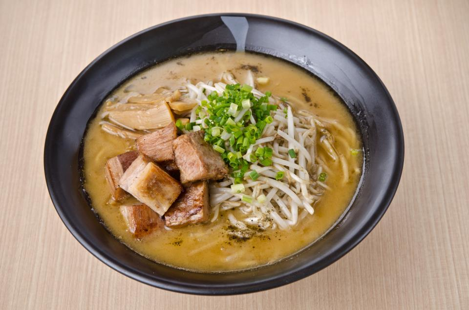 delicious ramen bowl in japanese restaurant in the philippines