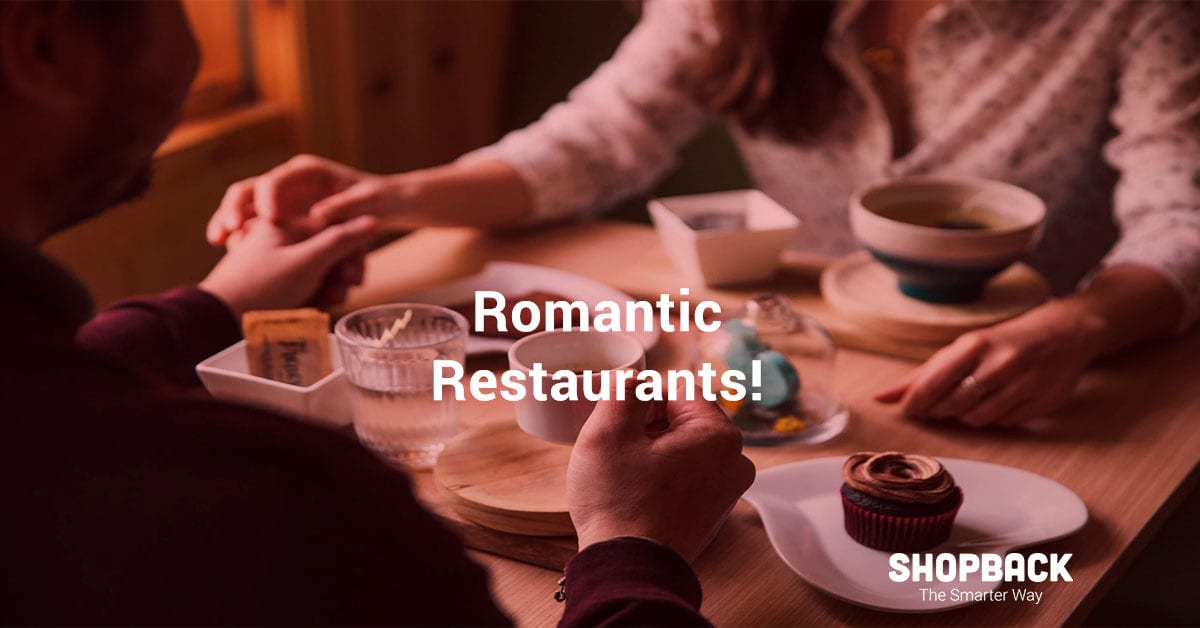10 Affordable & Romantic Restaurants in Metro Manila to Take Your Date
