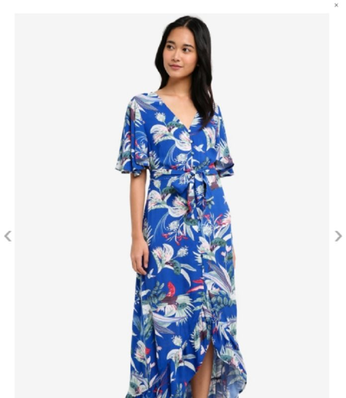 Cotton On button up Maxi dress