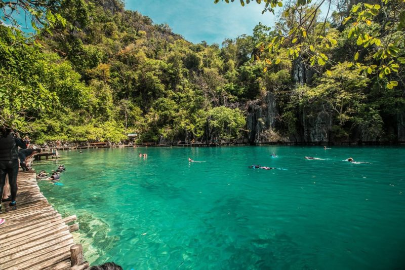 Head to Puerto Princesa for a unique experience at the Underground River.