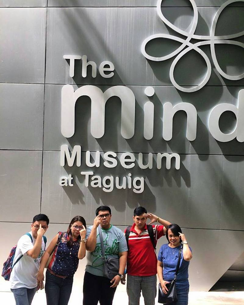 the mind museum visitors