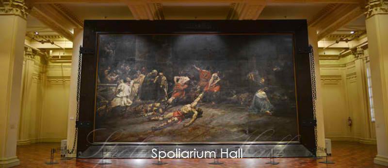 national museum spolarium