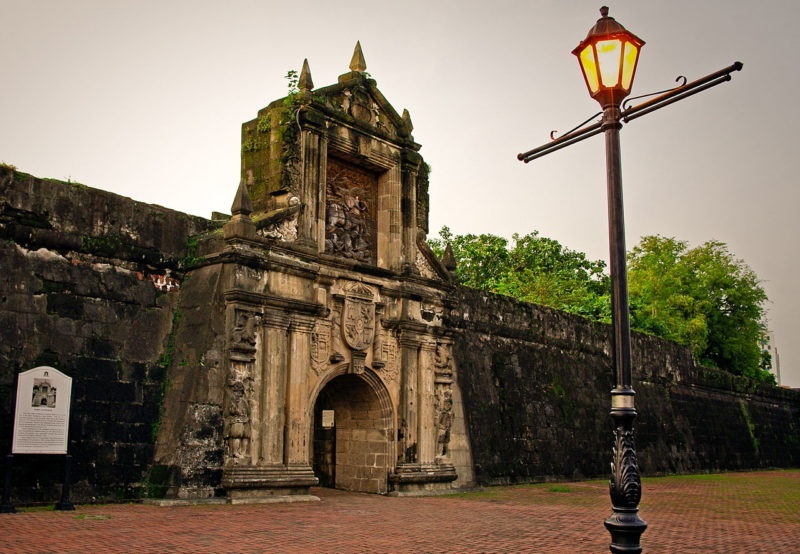 Go back in time and visit Fort Santiago in Intramuros.