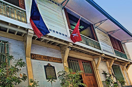 Be part of the Philippine Revolutionary - sort of - when you visit Bahay Nakpil-Bautista.