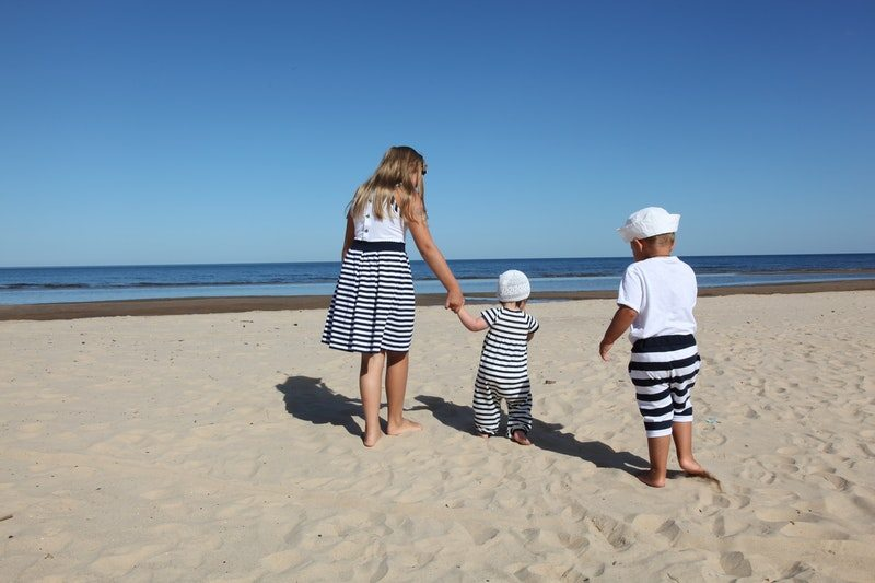 striped outfits for kids summer