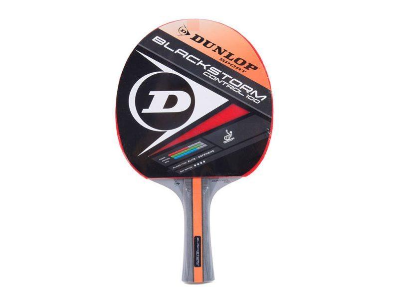Dunlop Blackstorm Control Table Tennis Bat
