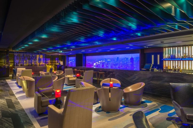 Vu's Sky Lounge and Bar