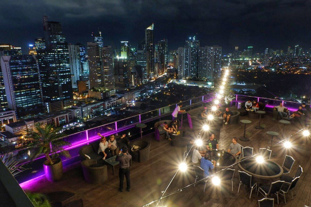 Cool Rooftop Bars And Sky Lounges In Manila For An Evening Out