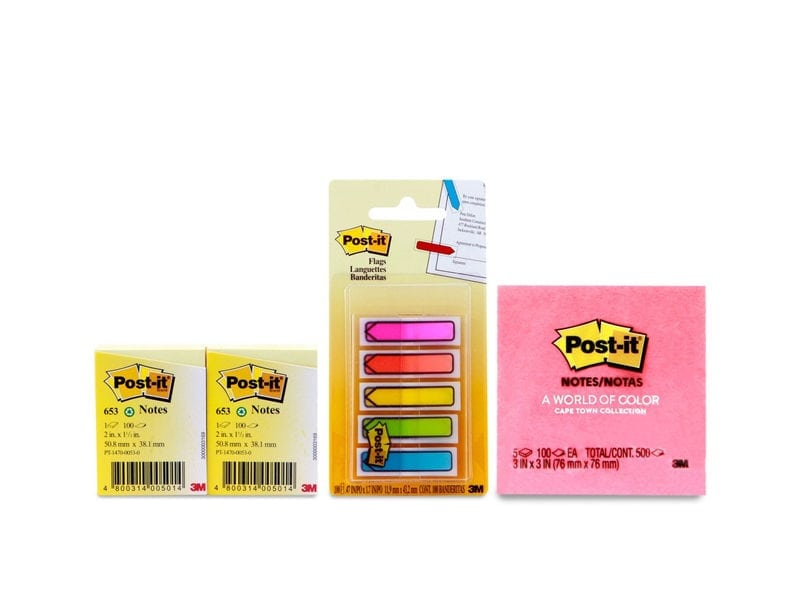 3M Post-It Reviewer Pack