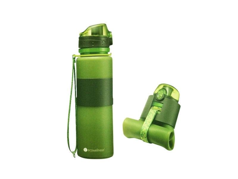 EcoWellness Foldable Water Bottle
