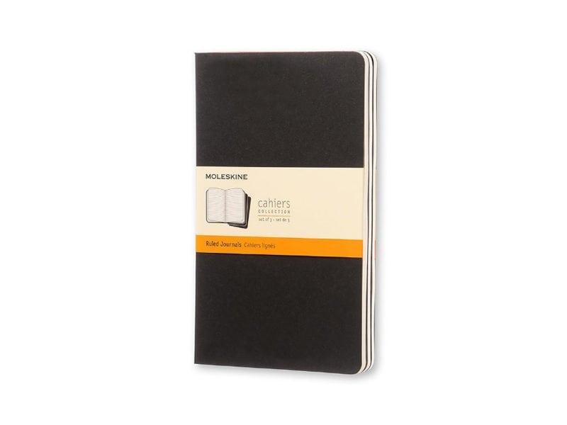 Moleskine Cahiers Journal Ruled Notebook