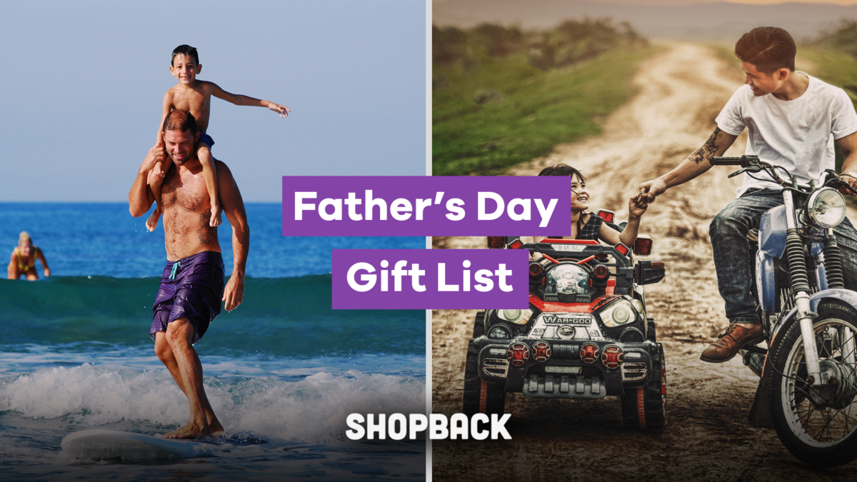 10 Father's Day Gift Ideas For Your Adventurous And Sporty Dad