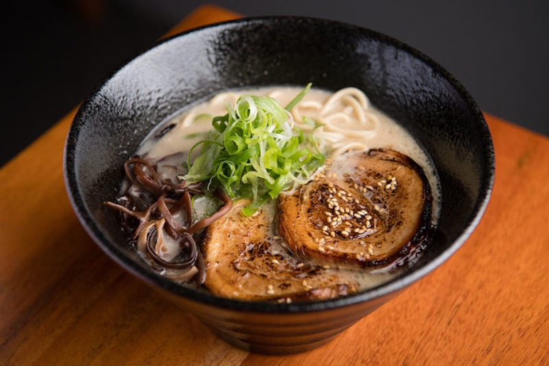 Butumaru's Shio Ramen