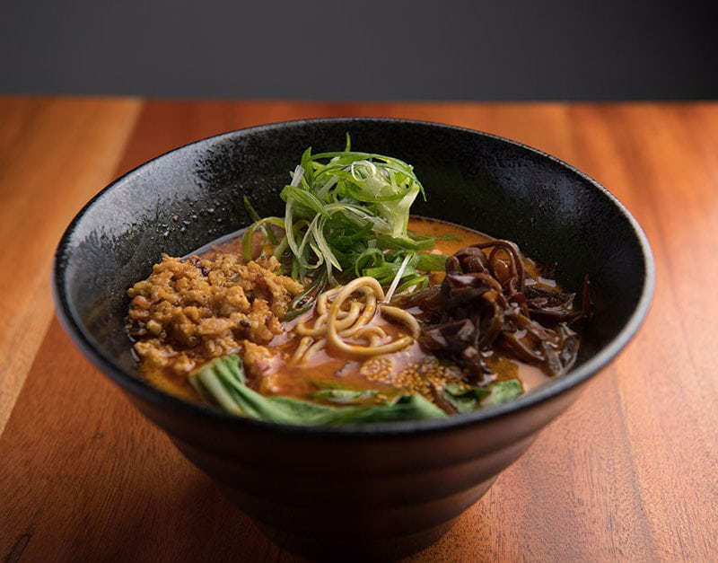 Beat the cold weather with some hot ramen!
