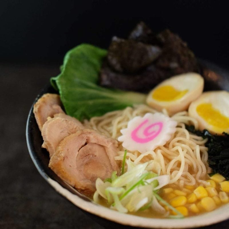 Warm up this rainy weather with Soru Izakaya's Shoyu Ramen.