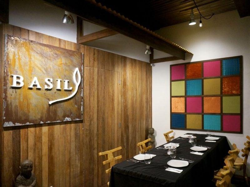 Makati restaurants