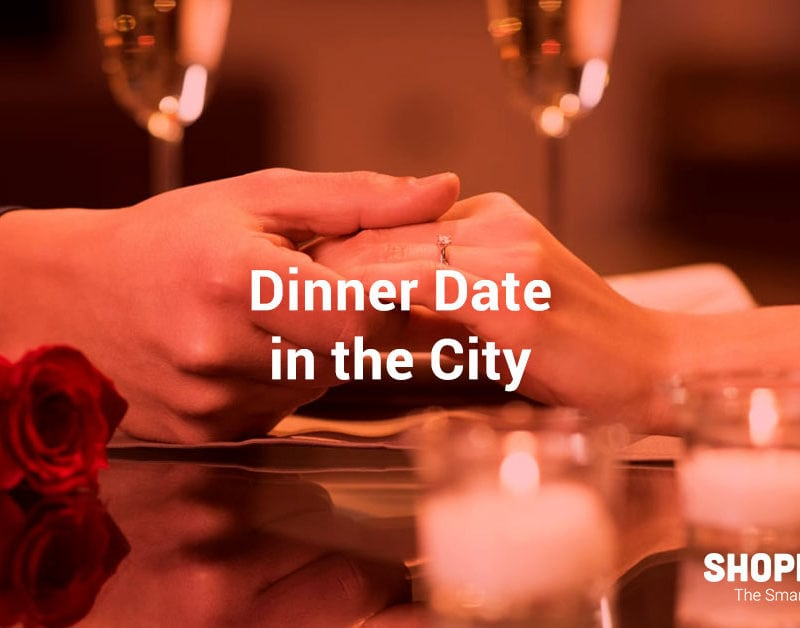 Shopback romantic restaurant date manila