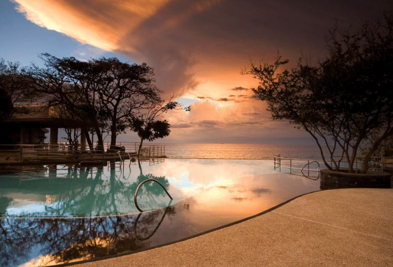 gorgeous and affordable beach resort in Philippines