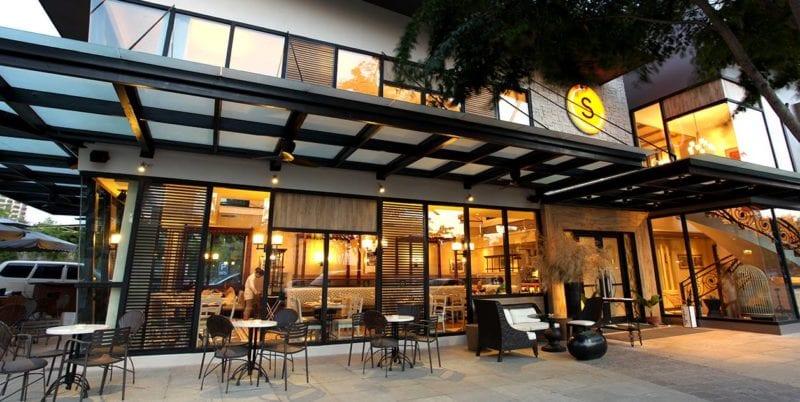 Sentro 1771 restaurant
