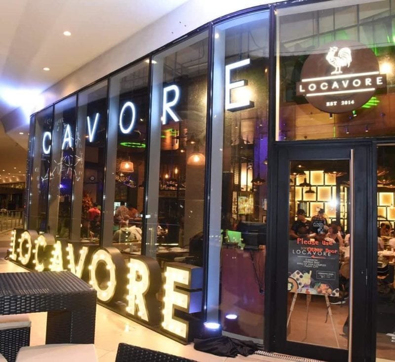 Locavore Kitchen & Drinks restaurant