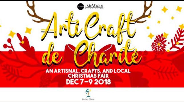 rticraft de Charite: Christmas Edition bazaar