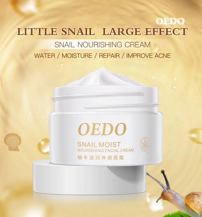 Oedo snail cream