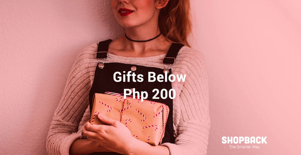 Xmas gifts under p200