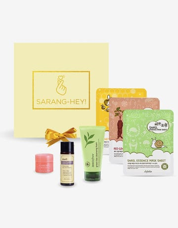 Sarang-hey! K-Beauty Gift Set