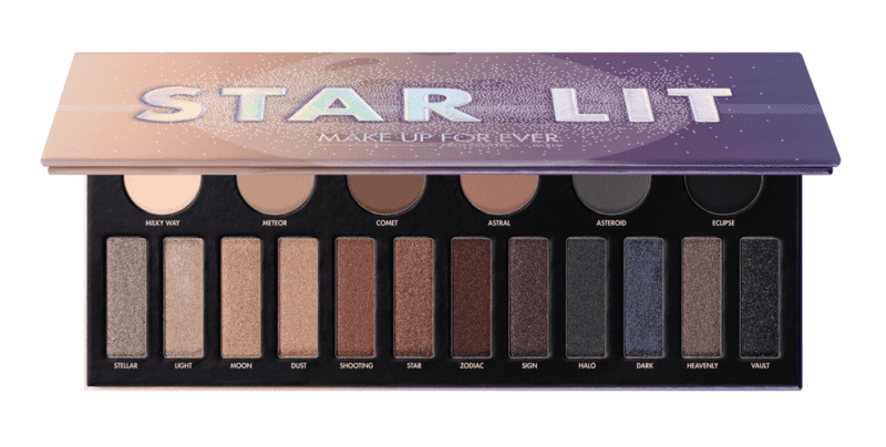Starlit eye shadow