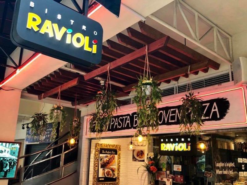italian restaurant in manila