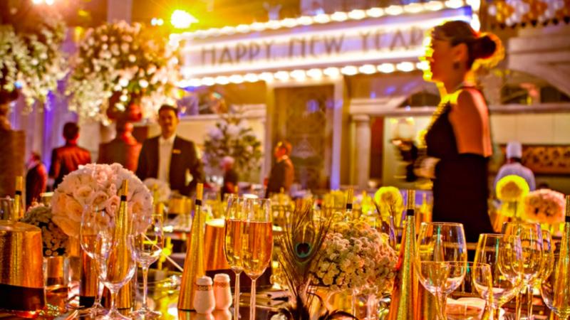 SHANGHAI NIGHTS NEW YEAR'S EVE GALA BALL AND DINNER