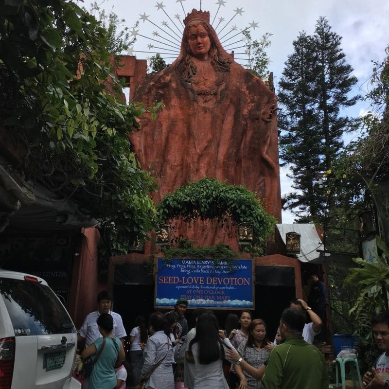 Our lady of Manaoag Tagaytay