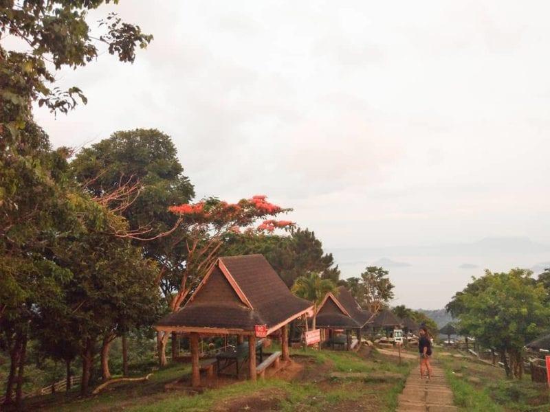 Picnic grove at Tagaytay