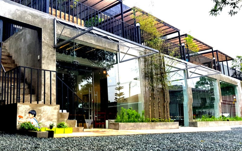 Eco Hotels containers Tagaytay