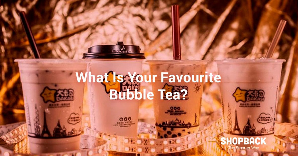 Best Bubble And Milk Tea Places In Metro Manila to Try Now