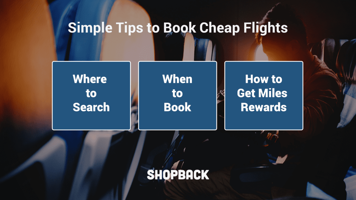 Looking For Cheap Flights? Follow These Tips to Book The Lowest Fares