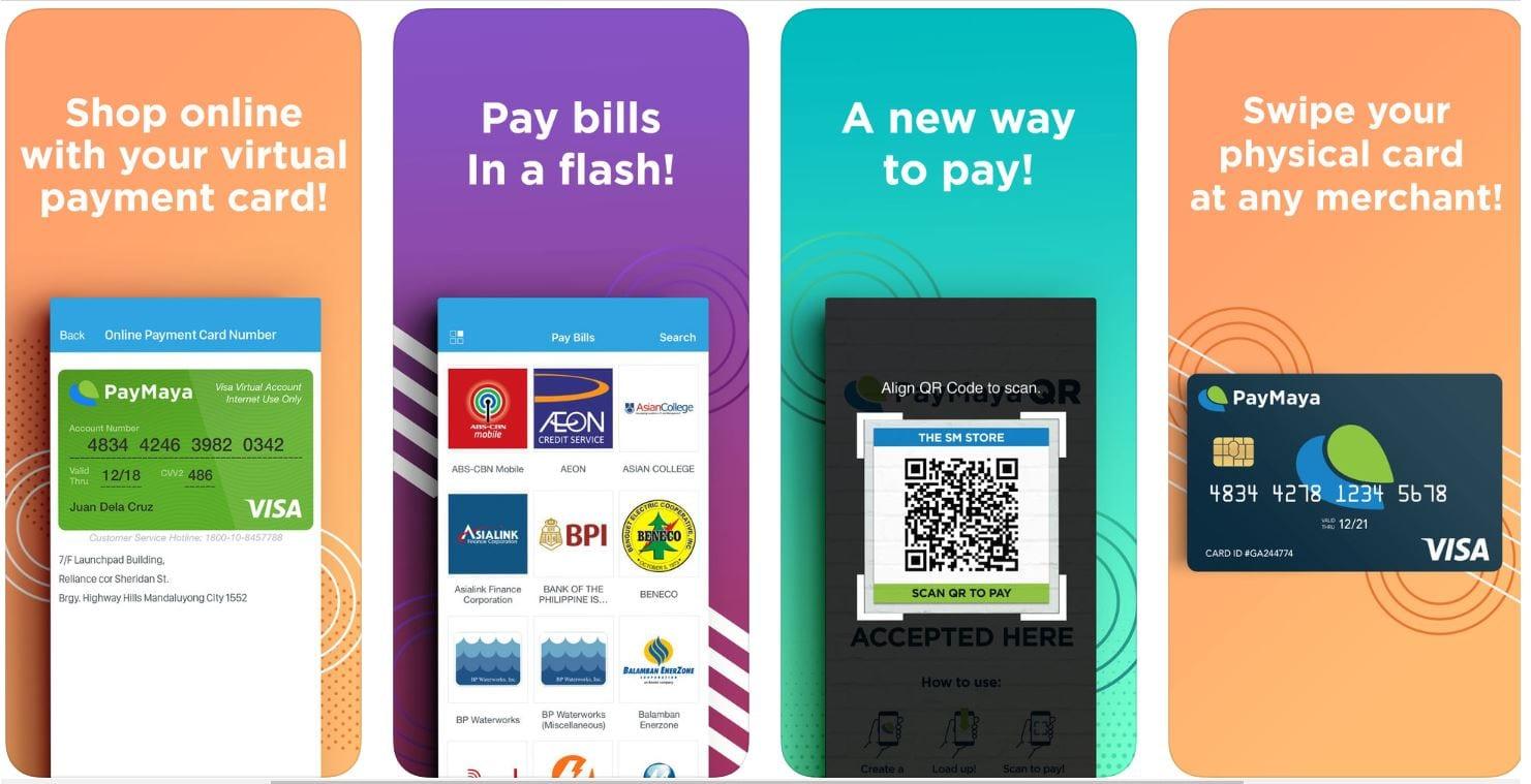 bills payment paymaya