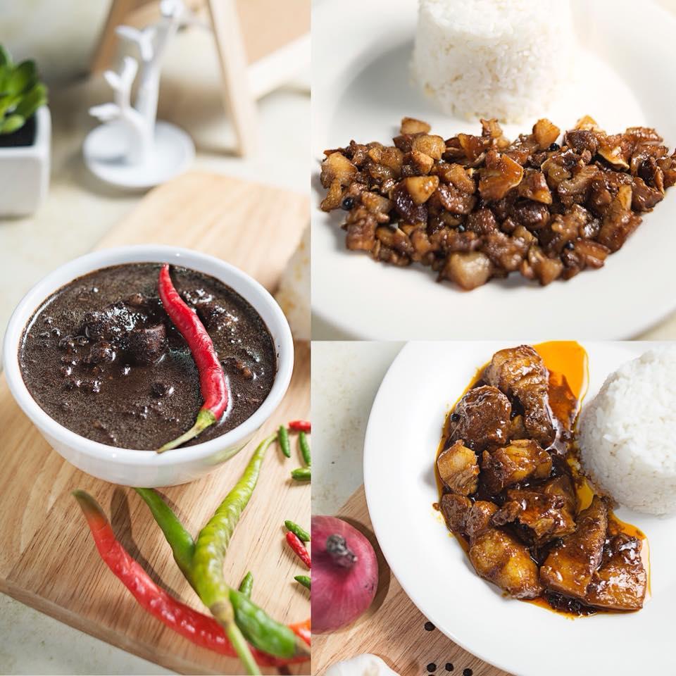 food from pat-pat's kansi