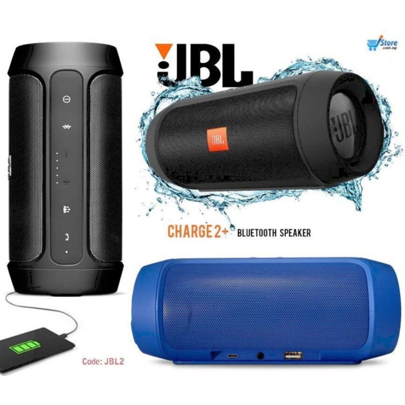 Arturo Waterproof Bluetooth Speaker JBL Charge2+POWERBANK