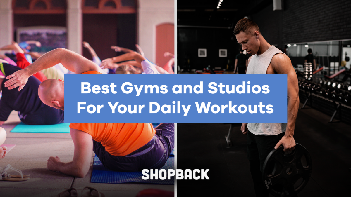 Best Gyms And Workout Studios in Metro Manila