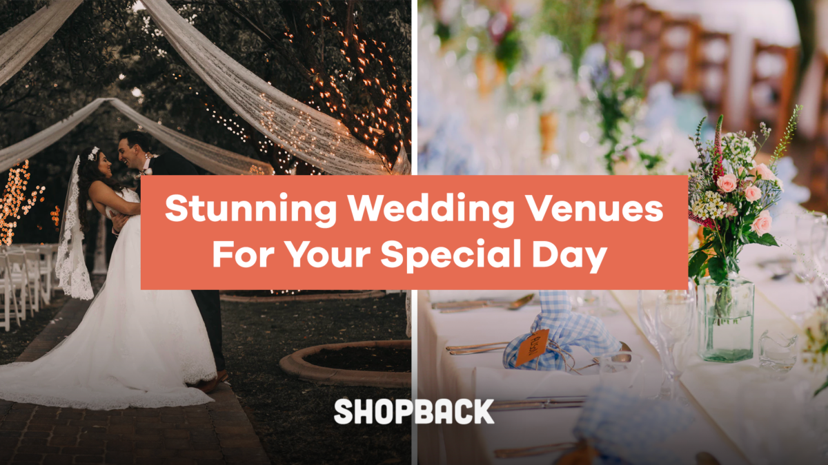 Start Your 'Happily Forever After' In These Stunning Wedding Venues in the Philippines