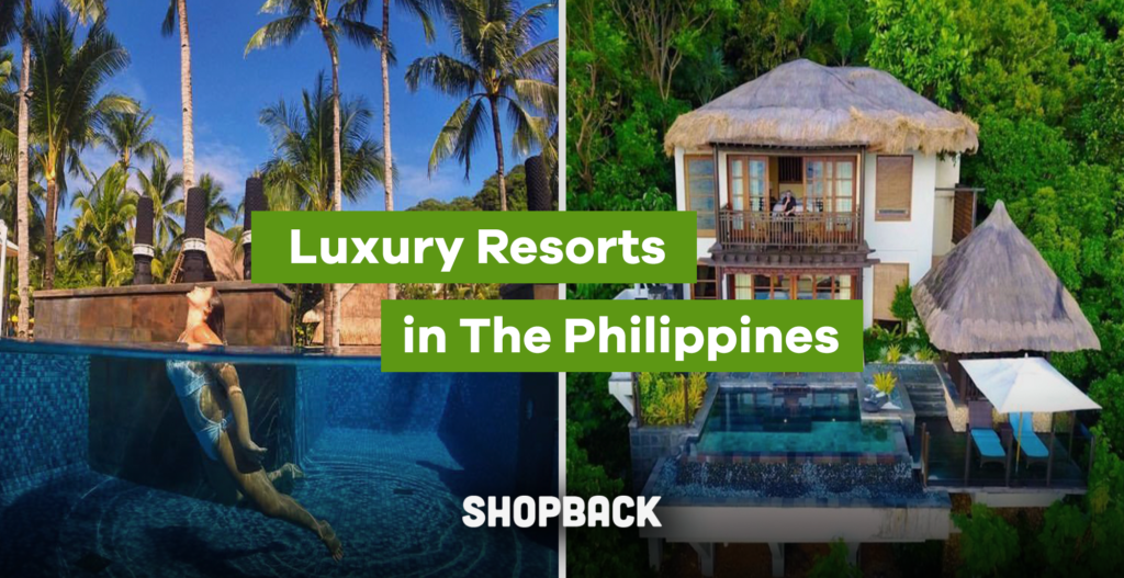 swimming pool in a resort in the philippines