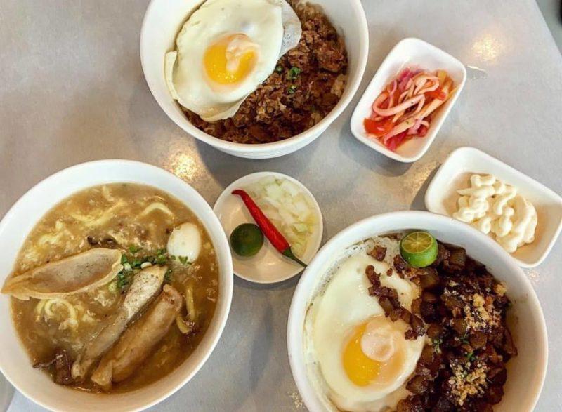 filipino food dishes