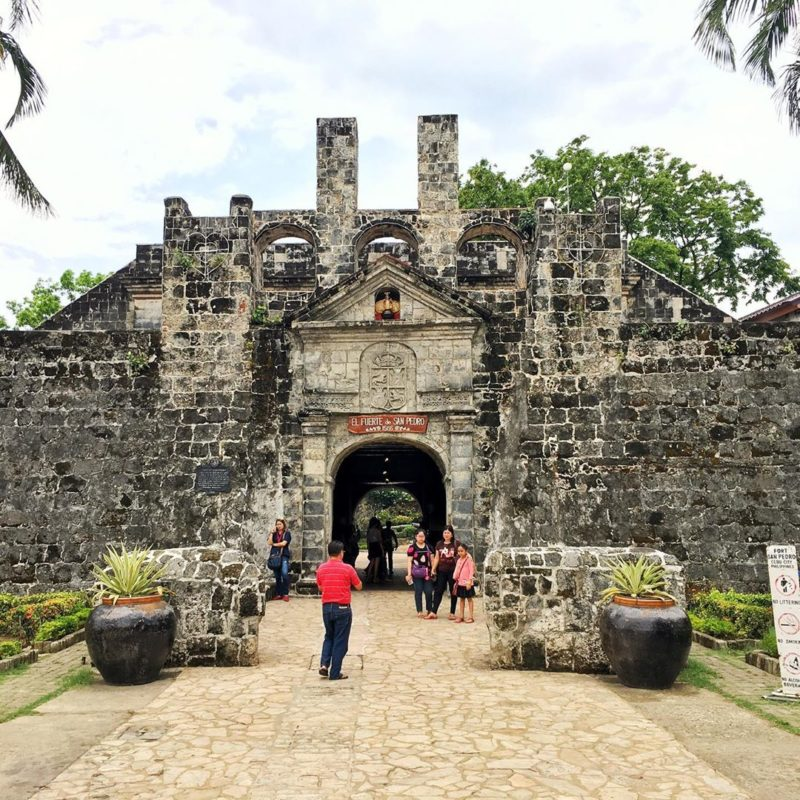 Fort san Pedro Cebu
