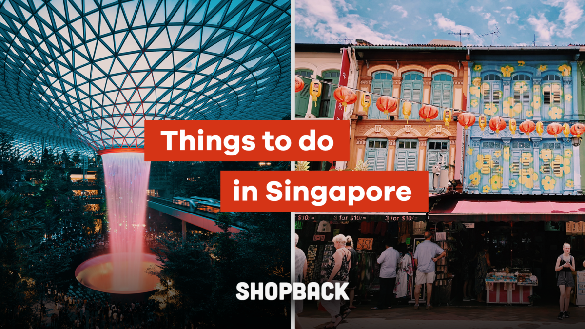 Singapore Travel Guide: Things To Do and Where to Stay