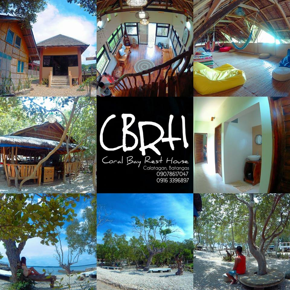coral bay resort places to stay in batangas