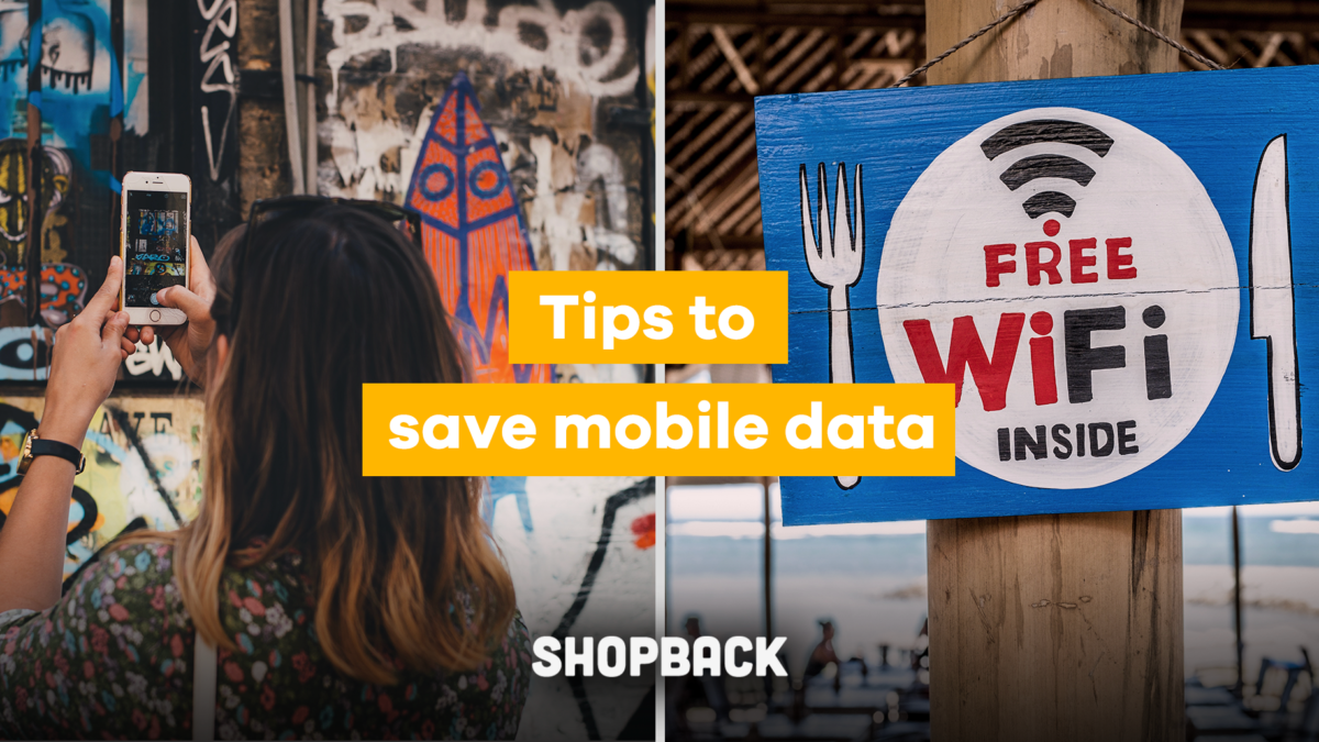 How To Save Mobile Data and Top Free Wi-Fi Spots In Metro Manila